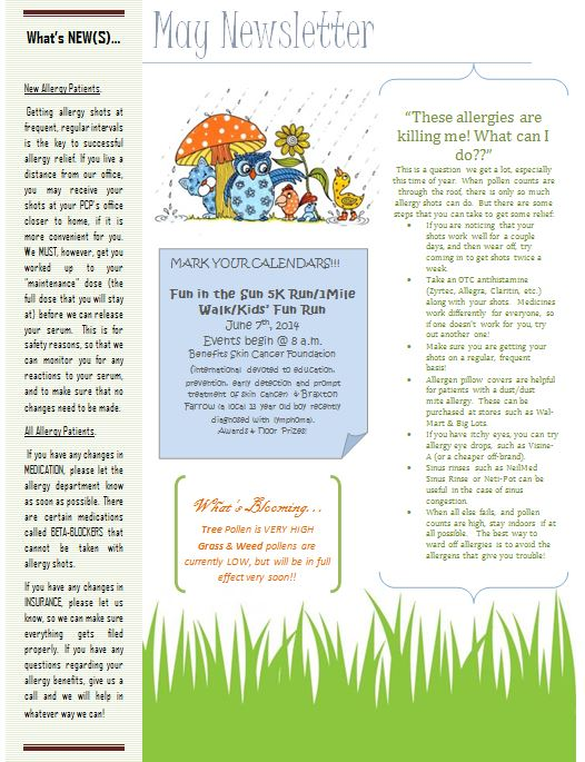 May Newsletter2